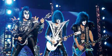 KISS rockten 22.000 Fans