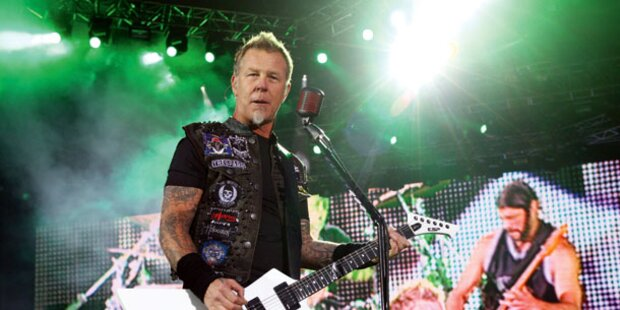 """Metallica-Tourstart: """"Götterdämmerung"""""""