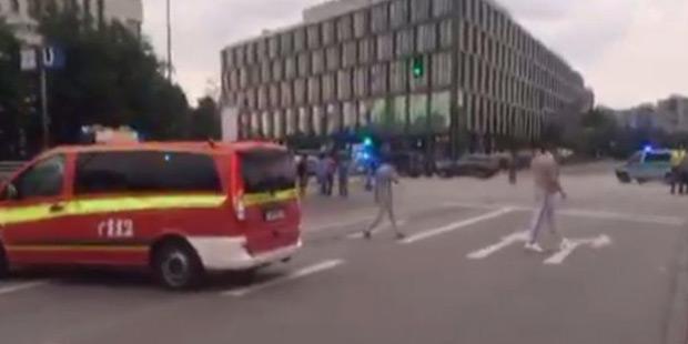 München Schießerei