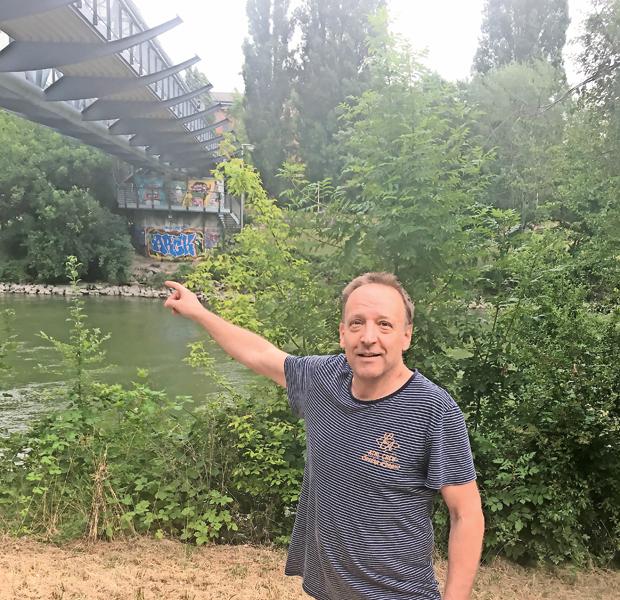 Donaukanal Gerald S.