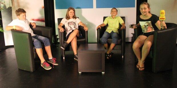 Besuch beim Fernsehsender RTS