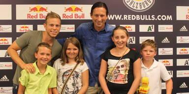 Besuch bei Red Bull Salzburg