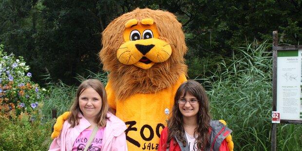 Ab in den Zoo Salzburg