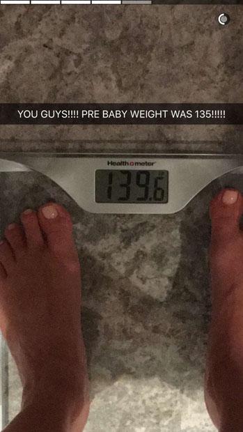 Kim Kardashian verrät ihr Gewicht