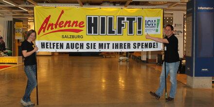 Antenne Salzburg HILFT