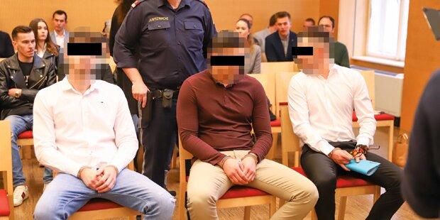Bitcoin-Coup: 39 Jahre Haft für Räuber-Bande