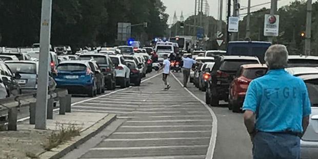 Guntramsdorf Unfall Stau