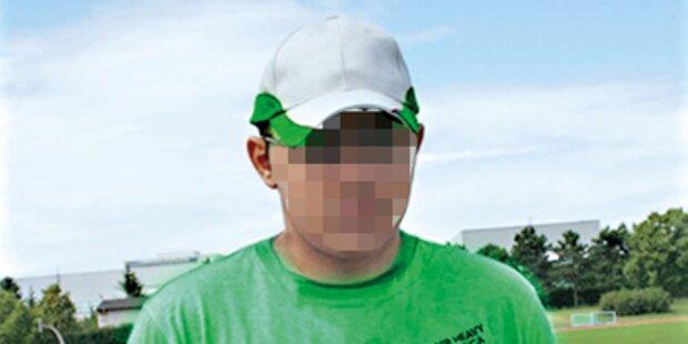 Callgirl-Attacke: David (15) in U-Haft