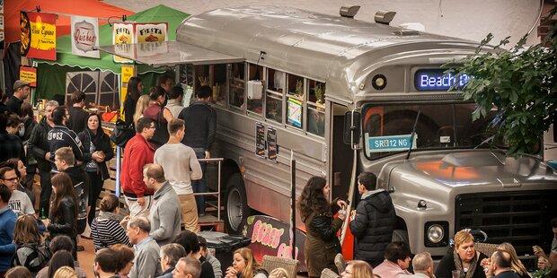 European Street Food Festival 2016