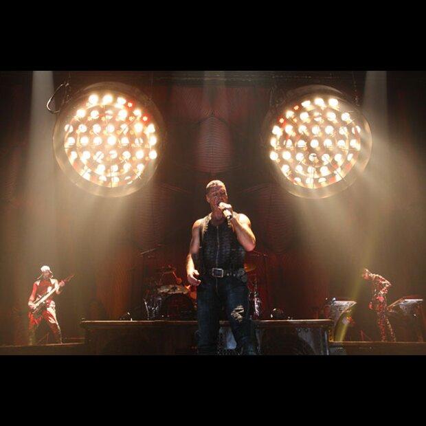 Konzert Highlight Rammstein Rockten Wien
