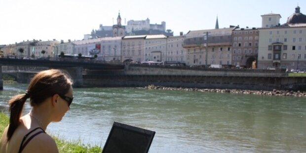 Stadtstrand für Salzburg?