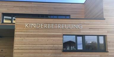 Holzkindergarten Faistenau