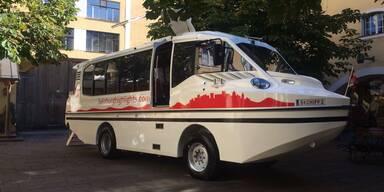 Amphibien-Bus