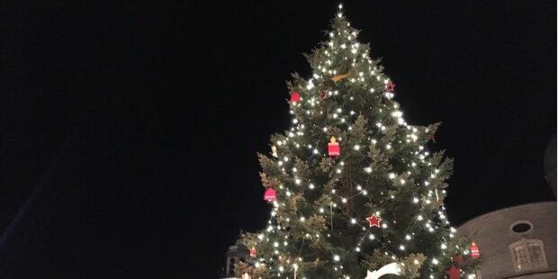 Weihnachtszauber am Dom und Residenzplatz