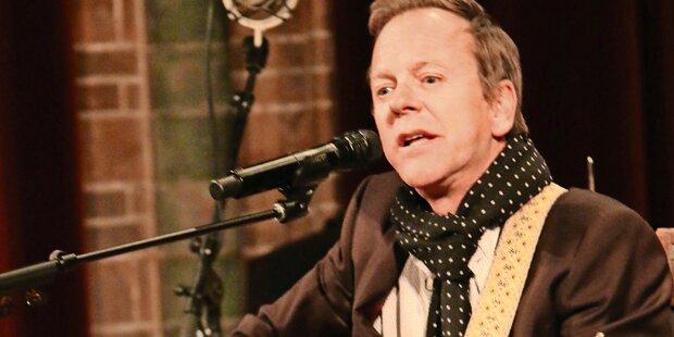 Sutherland: TV-Comeback und Austro-Tour