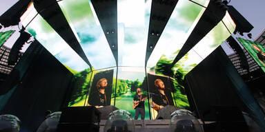 Sheeran am Wörthersee mit einer Welt-Premiere