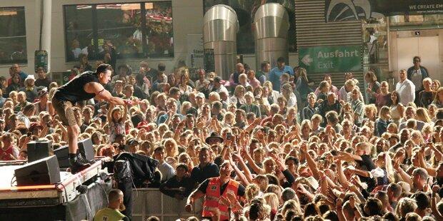 Gabalier: Heimspiel für 30.000 Fans
