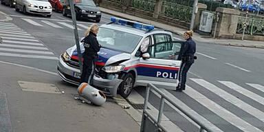 Nach Crash: Polizei rügt sexistische Witze