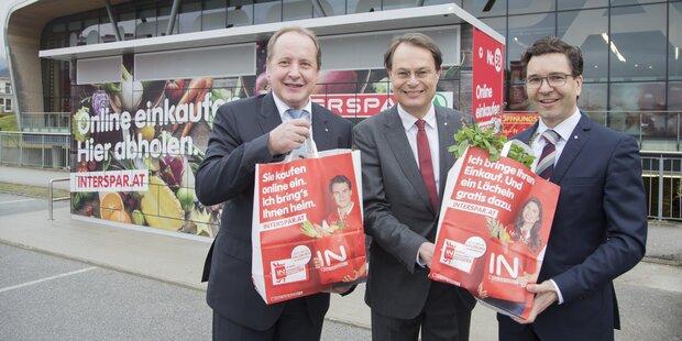 Österreichs größter Lebensmittel-Onlineshop in Salzburg
