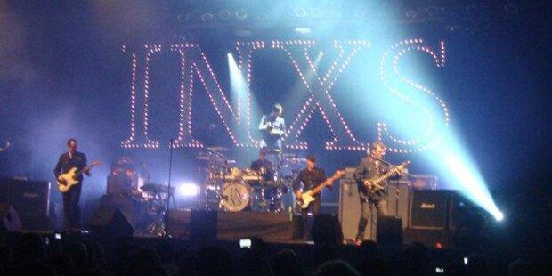 Rock-Urgesteine INXS haben ausgerockt