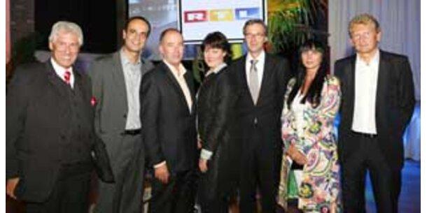 Programmpräsentation der RTL-Sender in Wien