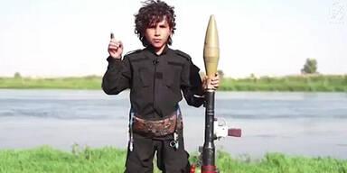 junger IS-Kämpfer