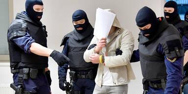 IS-Kämpfer Prozess