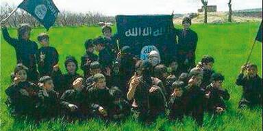 ISIS- Opfer: Kinder als lebende Bomben