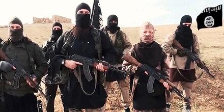 250 ISIS-Kämpfer im Irak getötet