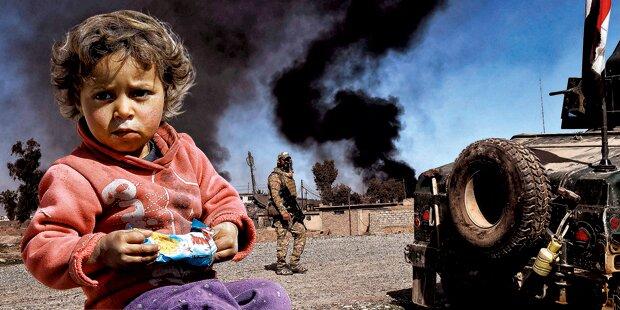 Deutsche wollen Kinder von IS-Kämpfern zurückholen