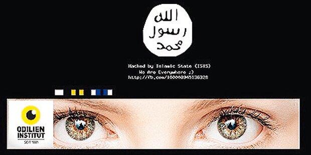 ISIS-Verdacht: Rätsel um Schul-Website