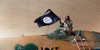 Raqqa IS-Kämpfer