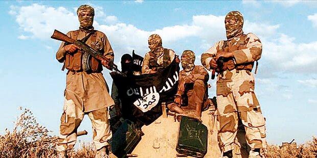 Wegen Rauchens: ISIS-Anführer geköpft