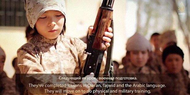 ISIS schult Kinder für den Dschihad