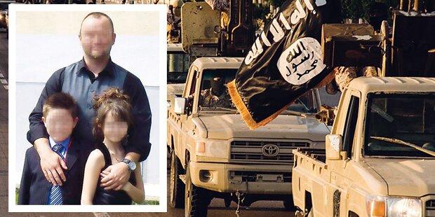 ISIS-Drama um Familienvater aus Linz