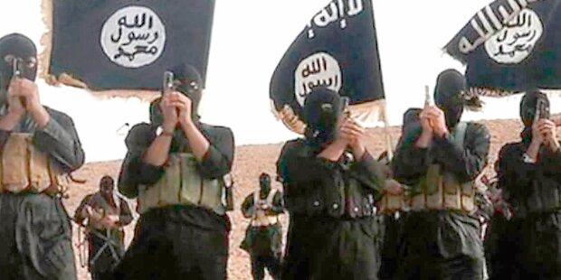 ISIS laufen die Kämpfer davon