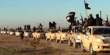 ISIS  nehmen Antikenstadt Palmyra ein