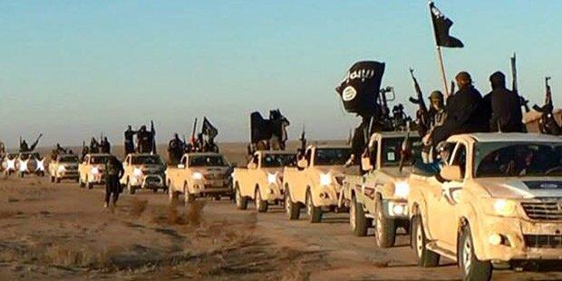 """ISIS bereitet sich auf """"finale Schlacht"""" vor"""