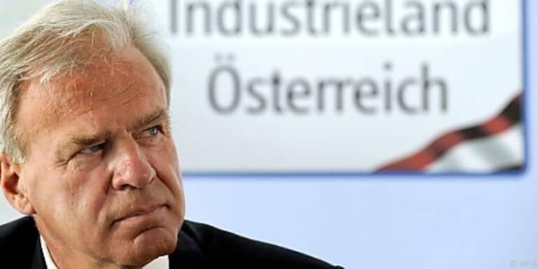 "IV-Präsident Sorger will ""mehr Mut"" sehen"