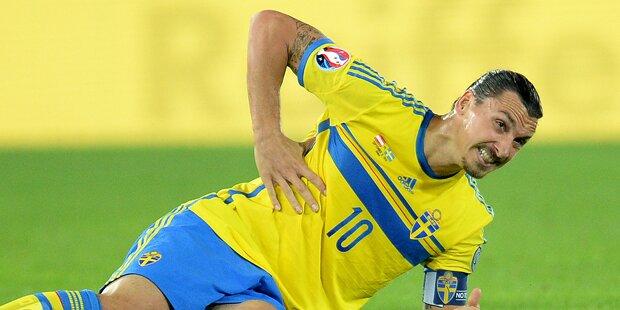 Comeback bei WM? Ibrahimovic klärt auf