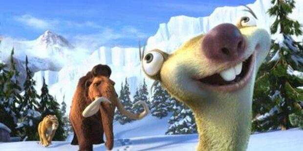 Besucher- Sturm auf ,Ice Age 4'