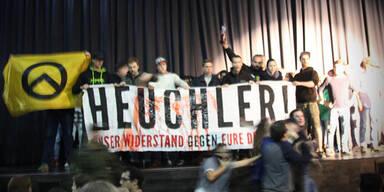Identitären-Eklat: Hundstorfer attackiert die FPÖ