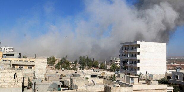 Trotz Waffenruhe: Neue Kämpfe nahe Damaskus