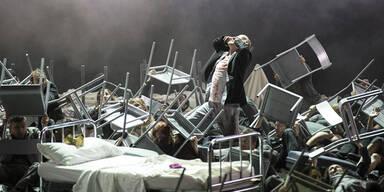 """Das """"Herz"""" der Oper herausgerissen"""