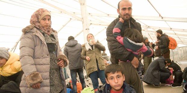 Flüchtlinge: Grüne wollen offene Diskussion
