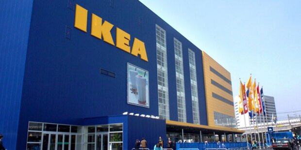 Ikea plant Bau von Billighotels