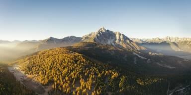 Im bunten Herbst die Highlights des Stubaitals entdecken