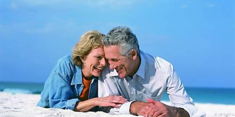 Im Alter geht der Testosteronspiegel zurück