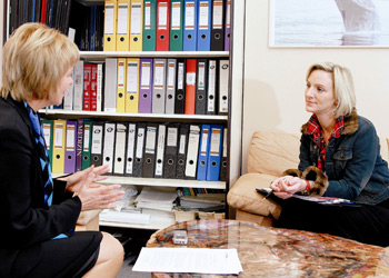 Im MADONNA-Interview mit Daniela Schimke.