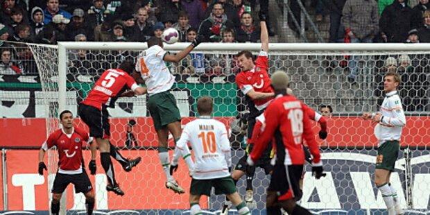 Psychologe soll Hannover 96 vor Abstieg retten
